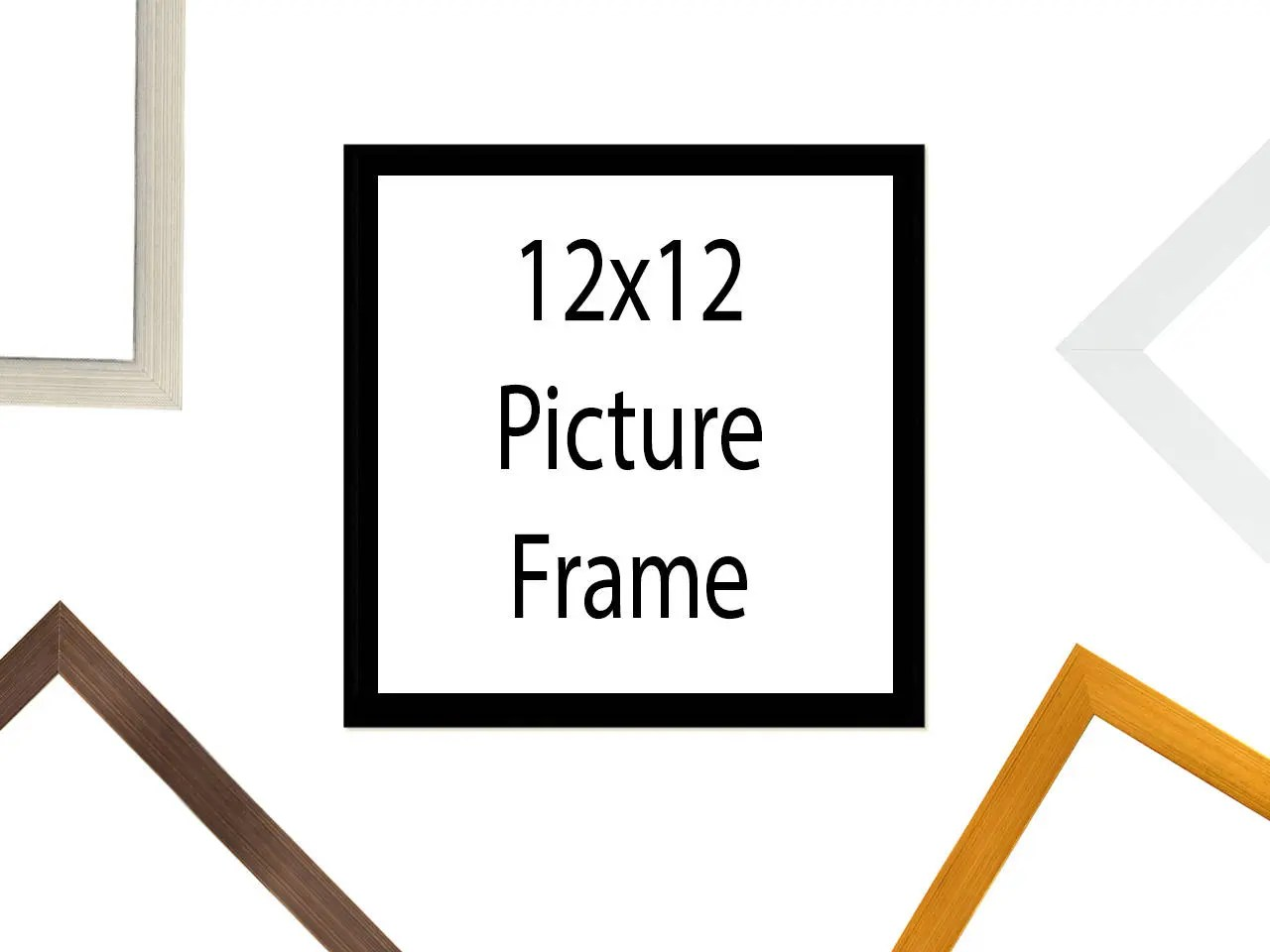 12x12 Poster 12x12 Picture Frame From Matboardshop On Etsy Studio