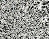 Vanessa Vargas Wilson Fabric Collection - Kinfolk - Abstract Weave