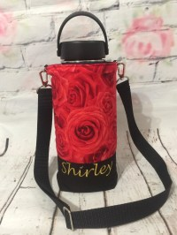 Hydro flask holder / hydro flask carrier / personalized hydro