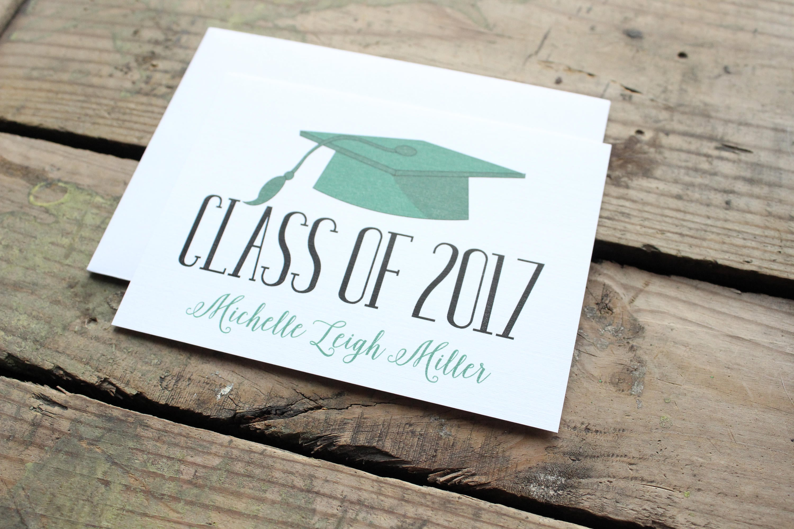Fullsize Of Graduation Thank You Cards