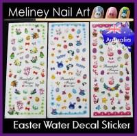 Holiday nail sticker   Etsy