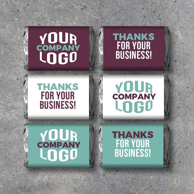 Logo Mini Candy Bar Wrappers \u2013 Printable Hershey\u0027s wrappers - hershey wrappers