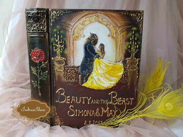 Beauty and The Beast Wedd...