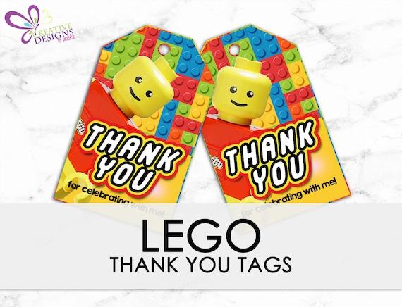Lego Thank You Printables \u2013 Best Cars 2018
