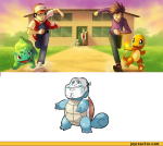 Squirtle Pokemon Ics Funny