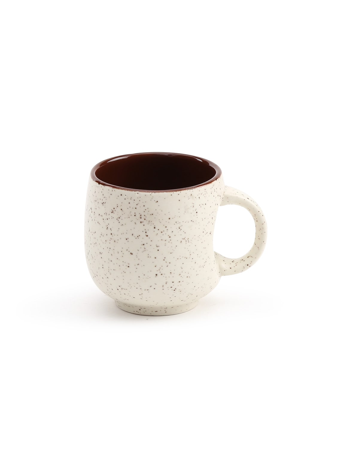 White Ceramic Coffee Cups Buy Speckled White Multi Color Ceramic Tea Cups Coffee