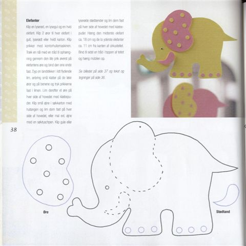13 best Elephant art images on Pinterest Crafts, DIY and Animals - baby shower template