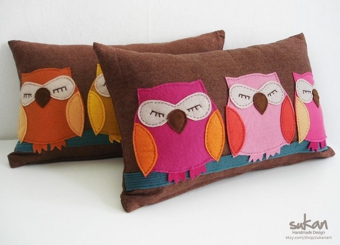 Beautiful Pillow For Sewing Crafts Ideas Crafts For Kids