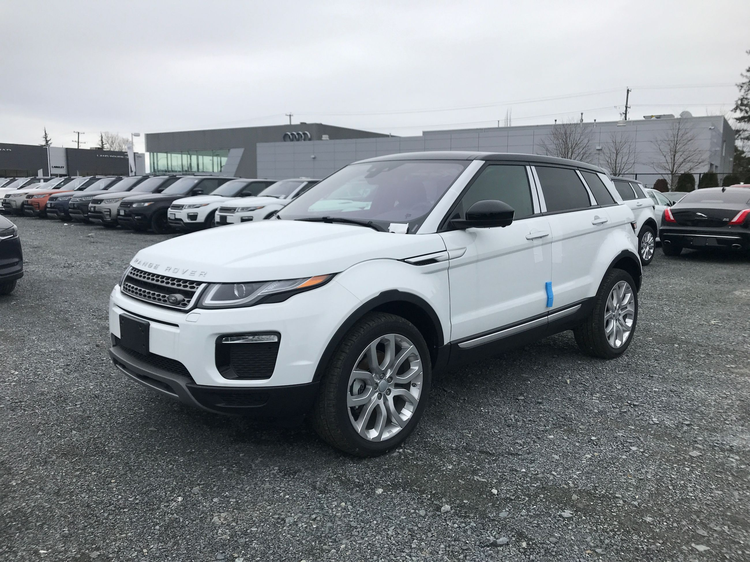 Landrover Range New 2019 Land Rover Range Rover Evoque 237hp Hse 64000 Land