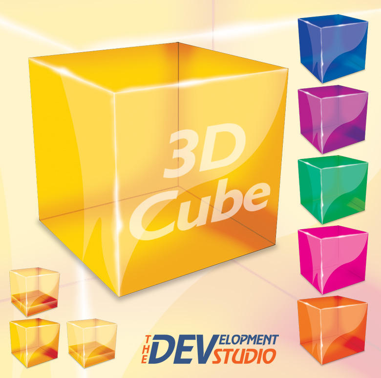 Photoshop 3D Cube by thedevstudio on DeviantArt