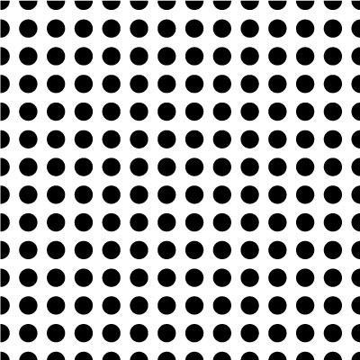 Black And White Dot Wallpaper Seamless Pattern Circles By Drndara On Deviantart