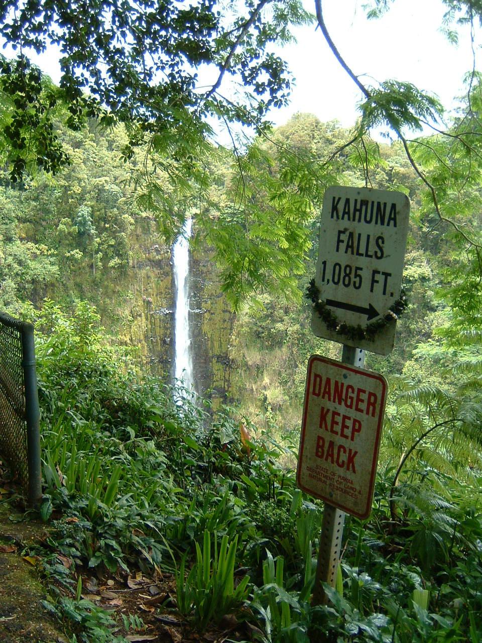 Akaka Falls Wallpaper 1 085 Feet By Hitokirivader On Deviantart