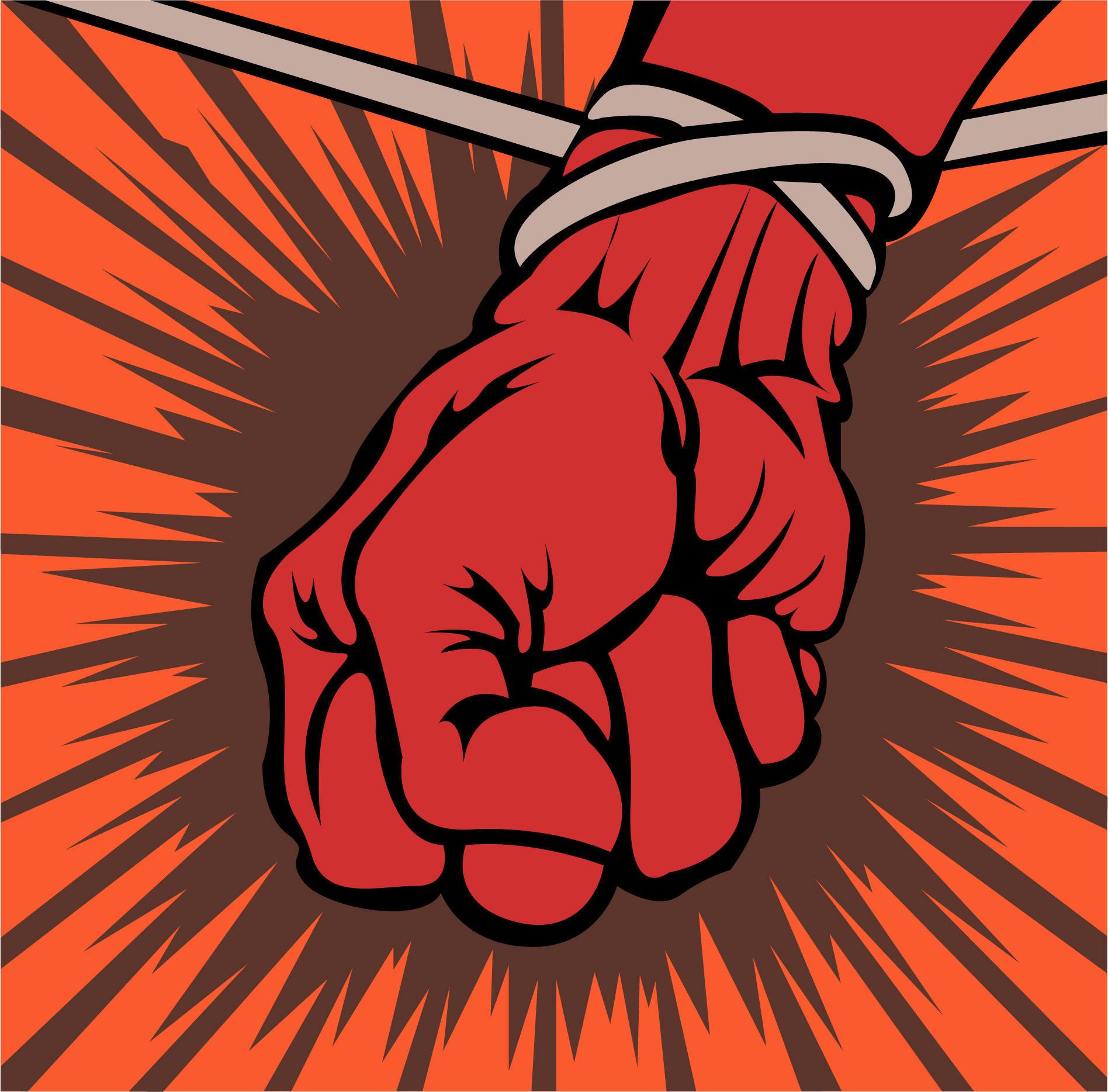 Black And Red Wallpaper Hd St Anger By Pixelnemesis On Deviantart
