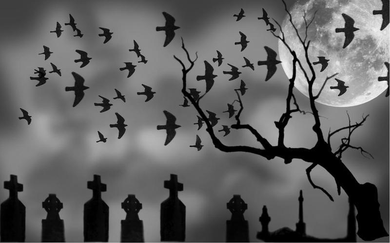 spooky background by lukemania on DeviantArt