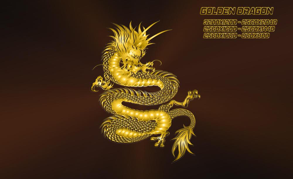 Htc Black Wallpaper Golden Dragon By Ilnanny On Deviantart