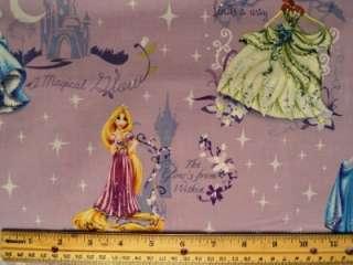 Disney Princess Fabric Wardrobe Bedroom Furniture New