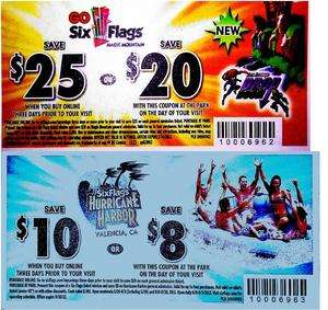 """Nov 01, · Six Flags Magic Mountain Any Day General Admission Ticket This offer for $ Any Day General Admission Tickets applies to both adults and kids and saves $25! Note that admission tickets for kids under 48"""" tall at Magic Mountain are currently $ at the gate, and are free for children 2 years and under."""