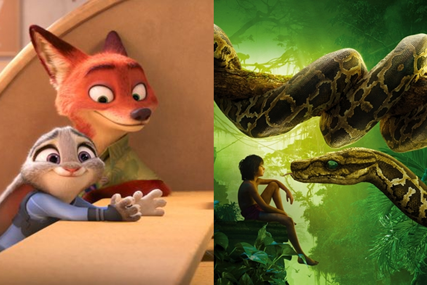 Best Gujarati Quotes Wallpaper Zootopia To The Jungle Book 5 Best Animation Films So