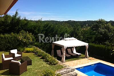 Casa con encanto de 4 habitaciones con piscina Pontevedra