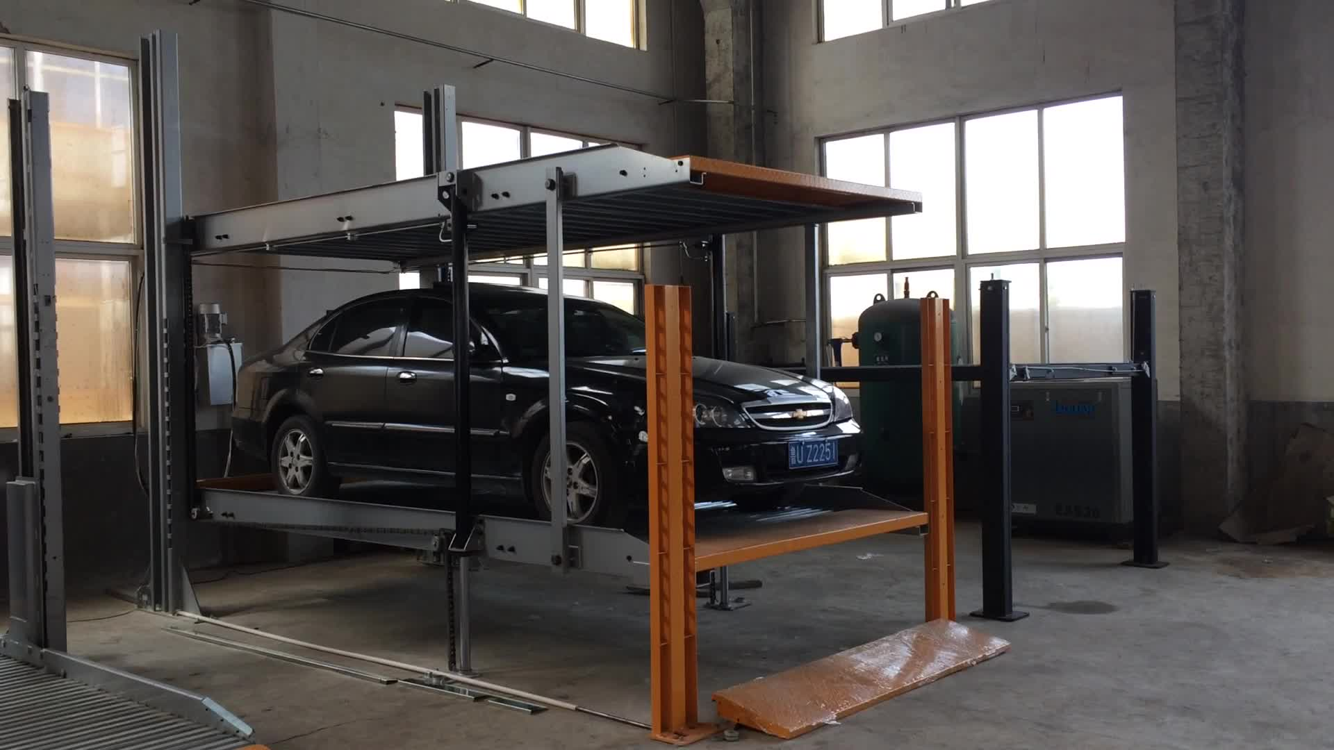 In Ground Garage Car Lift Underground Car Parking Lift Car Canopy With Ce Lianhai Parking Buy In Ground Parking Car Lift Parking Underground Garage Vertical Car Parking