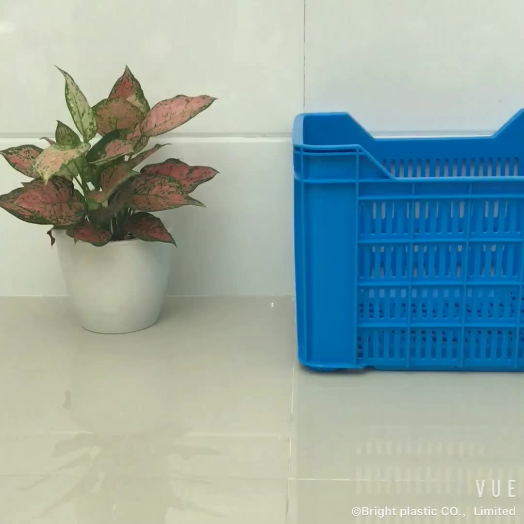 Fruit Bins For Sale Super Grade Fruit Plastic Bins Bulk Container Hot Sale
