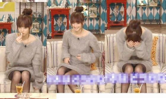 【アイドル達のエロ画像】アイドル達ファン達は嬉しいハプニングエロ画像!! 09