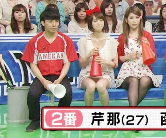 【アイドル達のエロ画像】アイドル達ファン達は嬉しいハプニングエロ画像!! 14