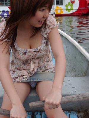 【エロ画像】なぜに女性が起こすハプニングはエロいのかを知りたくて探した結果ww 17