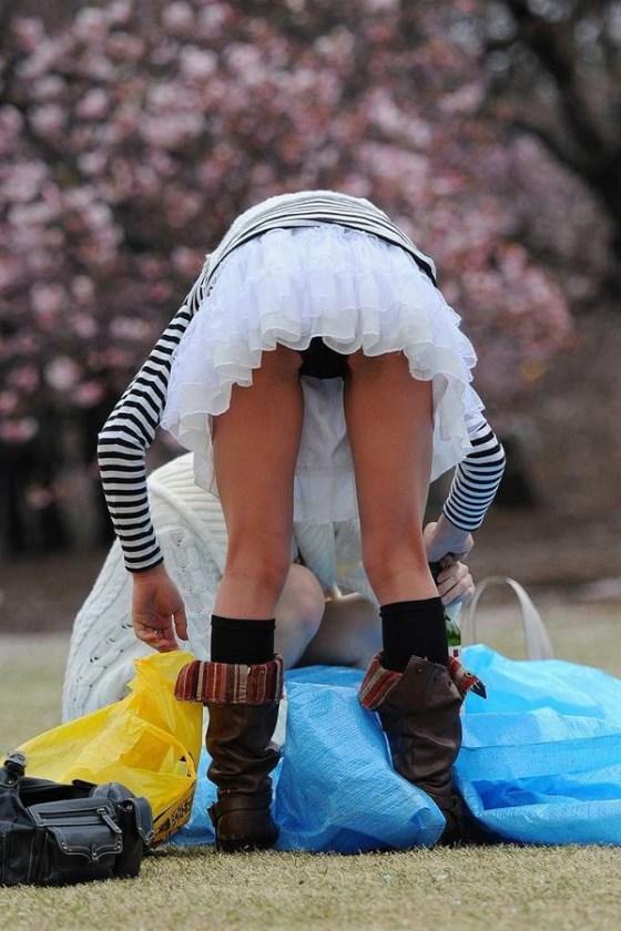 【チラチラ画像】ハプニング大集合!!女の子達のあれやこれやのチラチラ画像を集めてみましたww 15