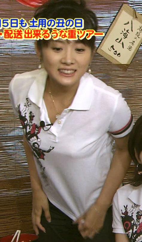 【放送事故画像】テレビでなんてエロい表情するんだこの女達は! 06