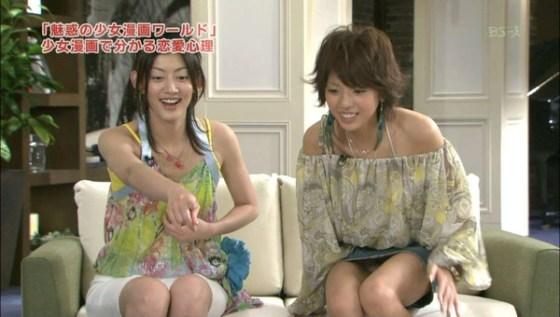 【放送事故画像】テレビでなんてエロい表情するんだこの女達は! 05