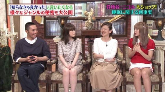 【放送事故画像】テレビで映ってる有名人のパンツが見たい人集合!! 14