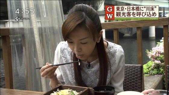 【擬似フェラ画像】完全に狙ってるだろと思うほどエロい顔しながら食レポする女達www 14
