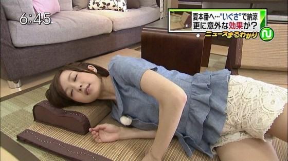 【寝顔キャプ画像】思わず夜這いでも仕掛けたくなるような、女子アナやアイドルの可愛い寝顔ww 17