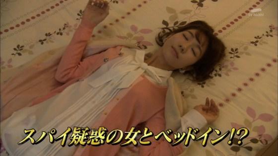 【寝顔キャプ画像】思わず夜這いでも仕掛けたくなるような、女子アナやアイドルの可愛い寝顔ww 22