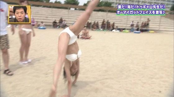 【開脚放送事故画像】アイドル達がお股広げたその瞬間、股間をドアップで映すとこうなったww 08