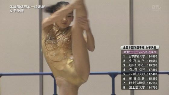 【開脚放送事故画像】アイドル達がお股広げたその瞬間、股間をドアップで映すとこうなったww 14