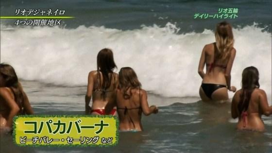 【お尻キャプ画像】美尻んピックここに開催wブラジルのお尻もいいけど日本も負けてませんよww 04