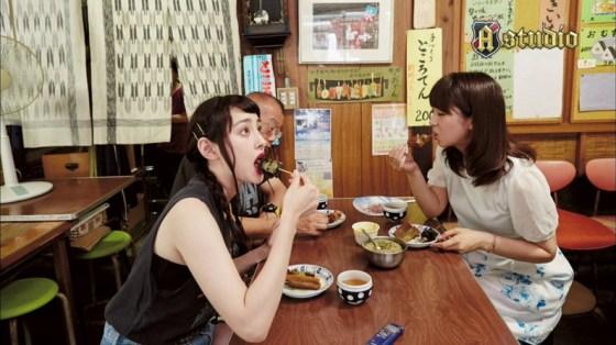 【擬似フェラ画像】女子アナやアイドルが食レポする時ってなんであんなにエロい顔になるんだ?ww 12