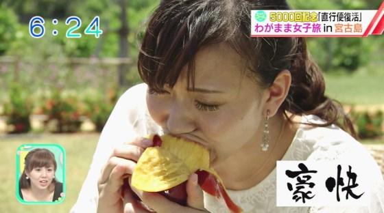 【擬似フェラ画像】女子アナやアイドルが食レポする時ってなんであんなにエロい顔になるんだ?ww 13