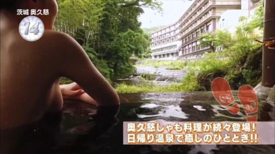 【温泉キャプ画像】安定の視聴率を誇る温泉レポ!そのわけはやっぱりオッパイ??ww 09