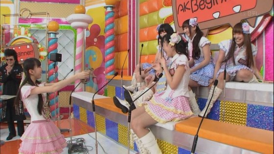 【放送事故画像】テレビに映ってる女達の股間やお尻が色々気になって仕方がない!