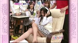 【放送事故画像】テレビに映ってる女達の股間やお尻が色々気になって仕方がない! 05