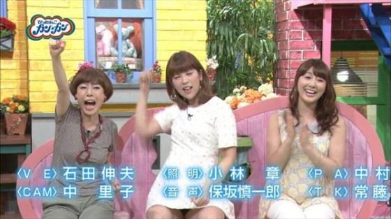 【放送事故画像】テレビに映ってる女達の股間やお尻が色々気になって仕方がない! 18