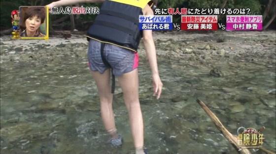 【水着キャプ画像】テレビで水着美女が映ってたら間違いなくポロリ期待するよなw 24