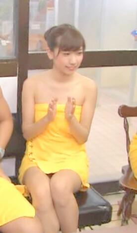 【温泉キャプ画像】タレントの入浴シーンが見れる貴重な温泉レポ!エロい裸体画安易に想像できちゃうw 13