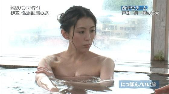 【温泉キャプ画像】美女の入浴シーンなんてめったに見れるもんじゃないんだからしっかり目に焼き付けとかないとw 11