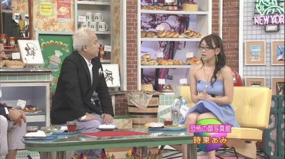 【パンチラキャプ画像】お股緩すぎるタレントさんのスカートの中が見えまくりww 09