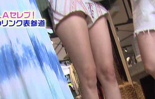 【放送事故画像】テレビ見てても股間が気になって仕方ないんだがww 03