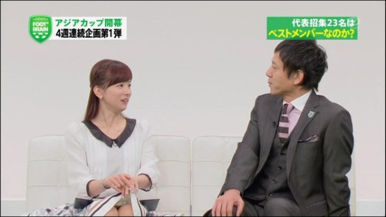 【放送事故画像】テレビ見てても股間が気になって仕方ないんだがww 16